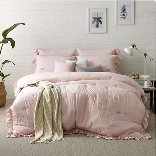 New Story Cotton-modal Duvet Cover Set