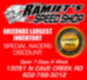 Performance Speed Shop in Phoenix, AZ - Parts & Supplies