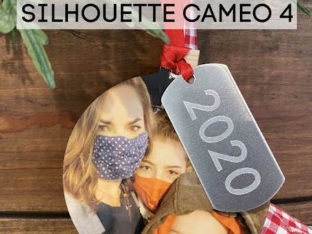 FEATURED BLOG: Silhouette Cameo 4 Metal Engraving Tutorial on Silhouette School Blog!