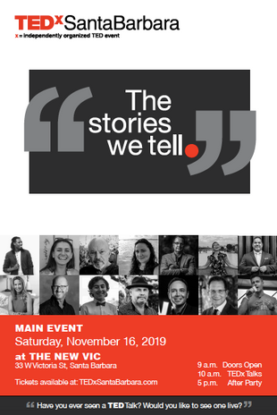 TEDxSB 2019 Event