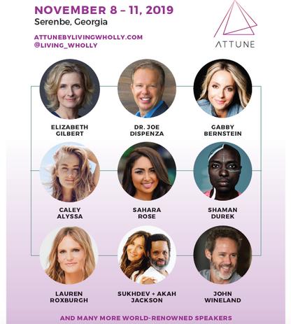 Attune Event 2019
