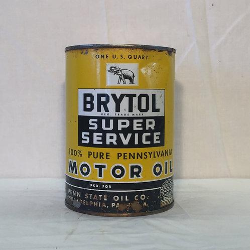 Brytol Motor Oil