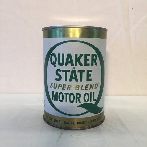 """Quaker State """"Super Blend"""""""