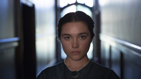 Interview with Lady Macbeth's stars: Florence Pugh and Naomi Ackie, for Broadly
