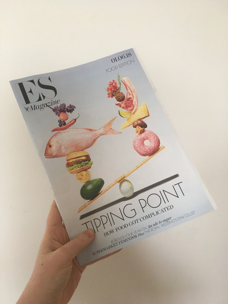 How do we eat ethically these days? For ES Magazine