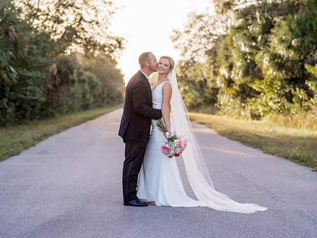 Port Charlotte backyard wedding