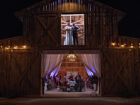 Fort Myers Barn Wedding
