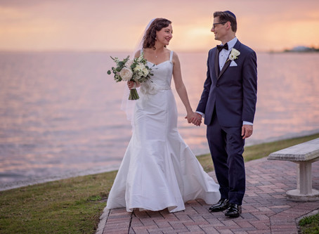 Marta and Mike's Port Charlotte Wedding