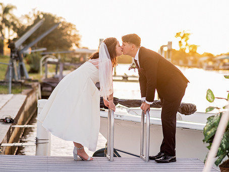 Punta Gorda: Canal Micro Wedding