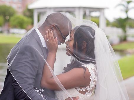 Mr & Mrs Douglas: Punta Gorda wedding