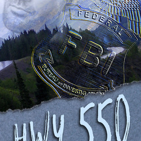 Review: HWY 550 by Freya Barker