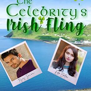 Review: The Celebrity's Irish Fling by Calliope Raine
