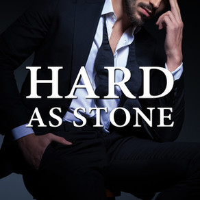 Review: Hard As Stone by K.M. Scott