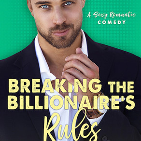Review: Breaking the Billionaire's Rules by Annika Martin