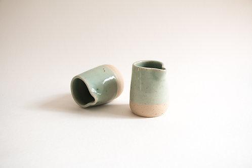 celadon green mylk jug