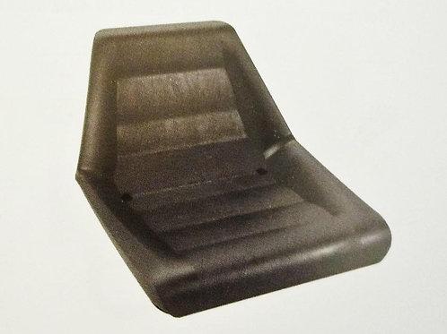 Sedile imbottito in poliuretano espanso senza guide cod. 9380