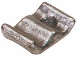 Levetta tipo OM (C/part.sald.ras) cod. 9883