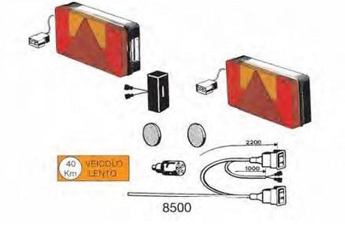 Kit imp. elet. per ns. barre - 02083001 cod. 805