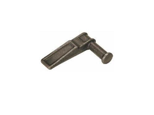 Piantone per fissa diametro 20 cerniera posteriore