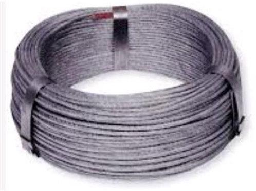 Trefolo diametro 5mm zincato al metro cod. 7416