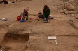 Excavations at Area 1, QJ-280