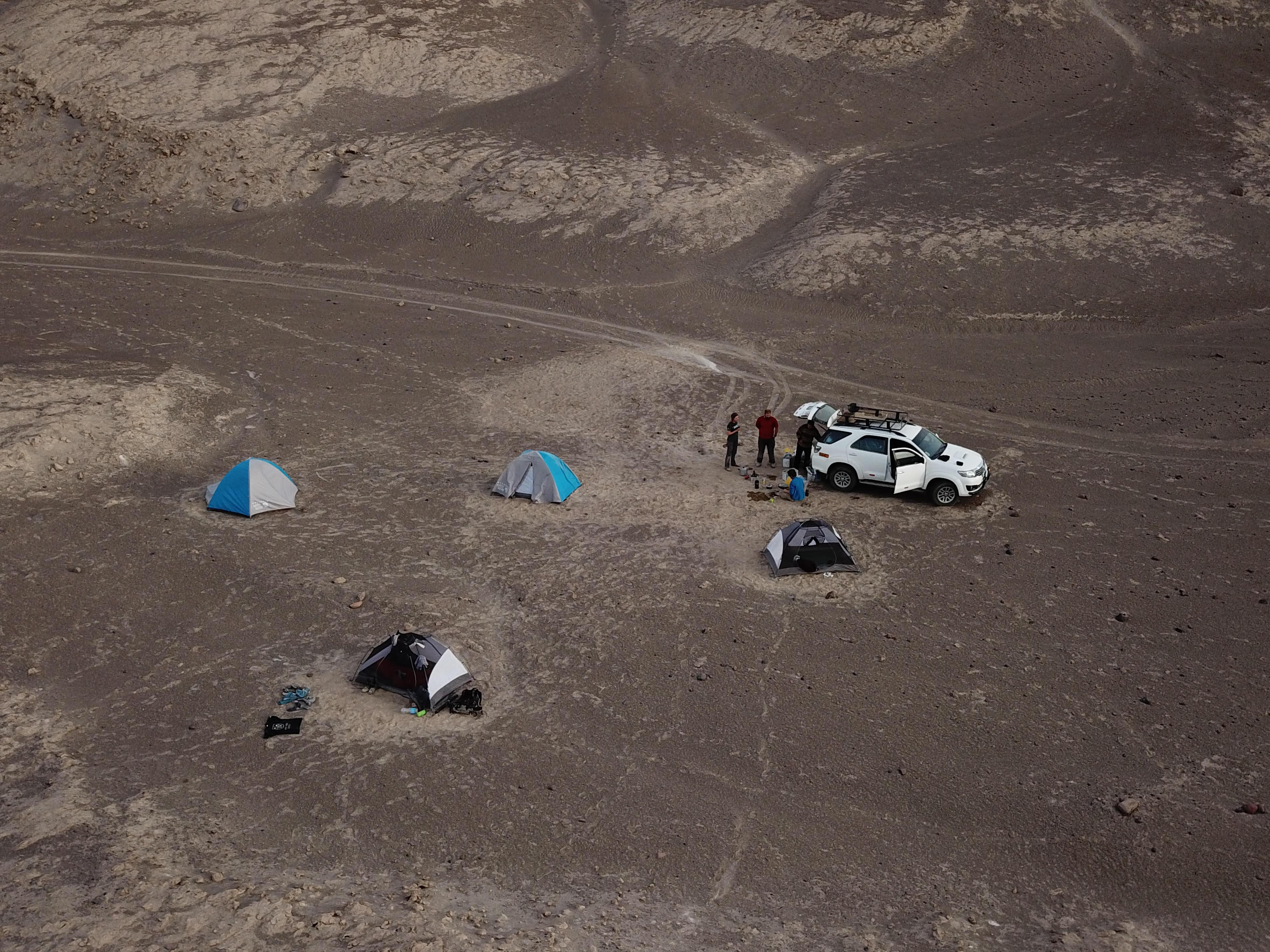 Camp 3 By Air