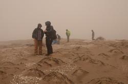 Excavations at Pampa Colorada