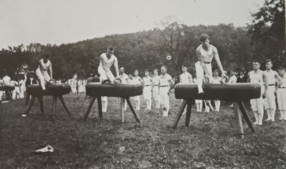 Seeturnfest Fahrnau 1929