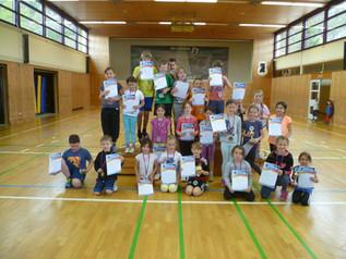 Siegerliste Vereinsmeisterschaften 2016