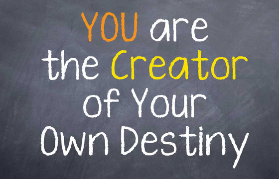 Your Destiny Starts with your Today