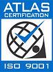 Logo Atlas Certification ISO9001-2015.jp