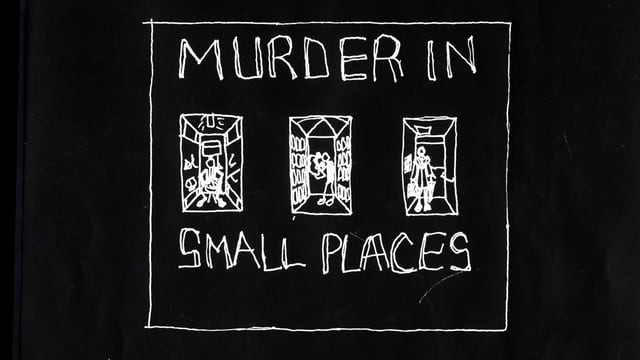 Murder In Small Places