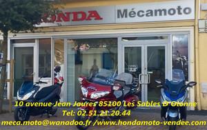 Une seule adresse pour l'entretien de votre Honda