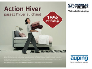 Action hiver Auping