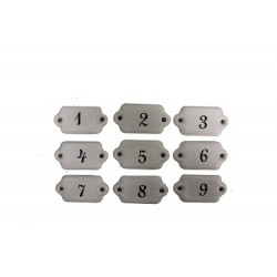 set-de-plaques-n-1-a-9