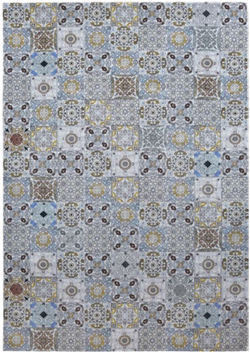 TAPETE MOSAIK CHENILLE TAGUS 009