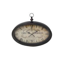 pendule-ovale-chef-le-normand-5033-cms