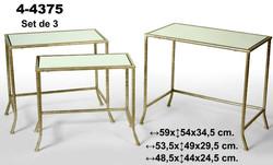 Conj mesa de apoio Ref 44375