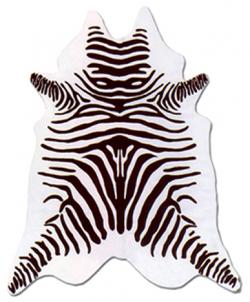 Vaca pintada zebra