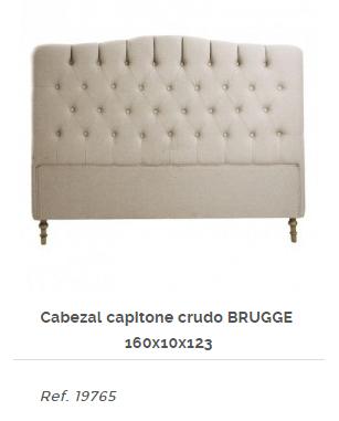 Cabeceira cama VC19765