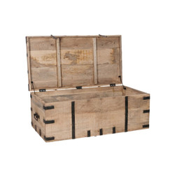 BAUL RECT MAD HF NATURAL 115X60X45CM