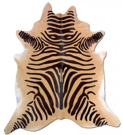 Vaca Cast Zebra