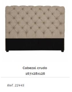 Cabeceira cama Ref VC22445