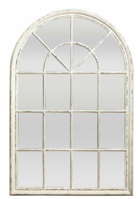 Espelho janela topo oval