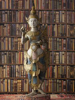 Library conjunto 02 rolos 52cmx10mt
