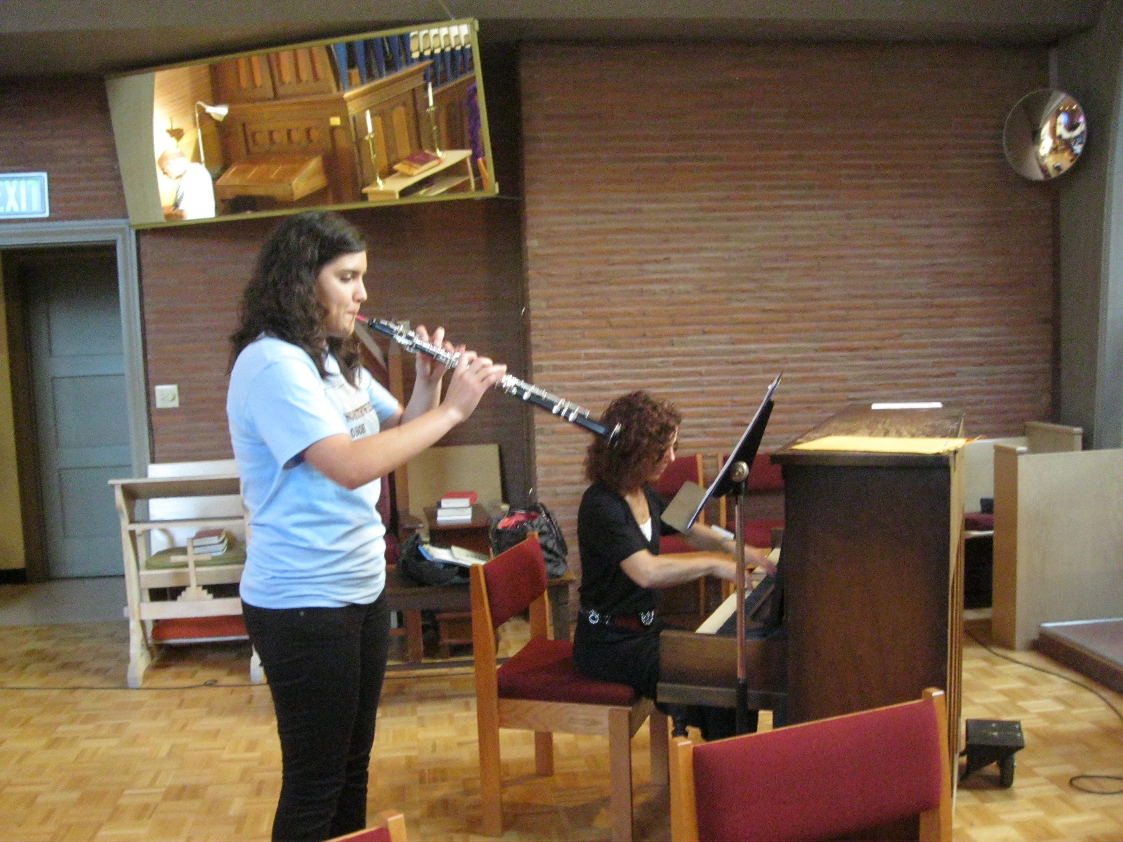 Northwest Oboe Seminar 2012 045