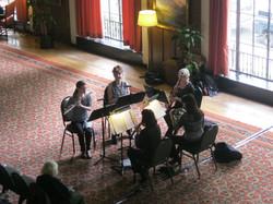 Quintet at OSU 2015
