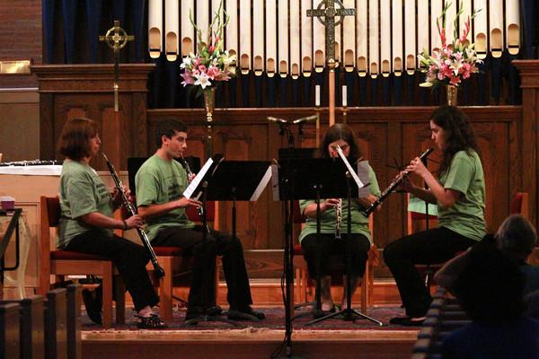 Seminar quartet 2013