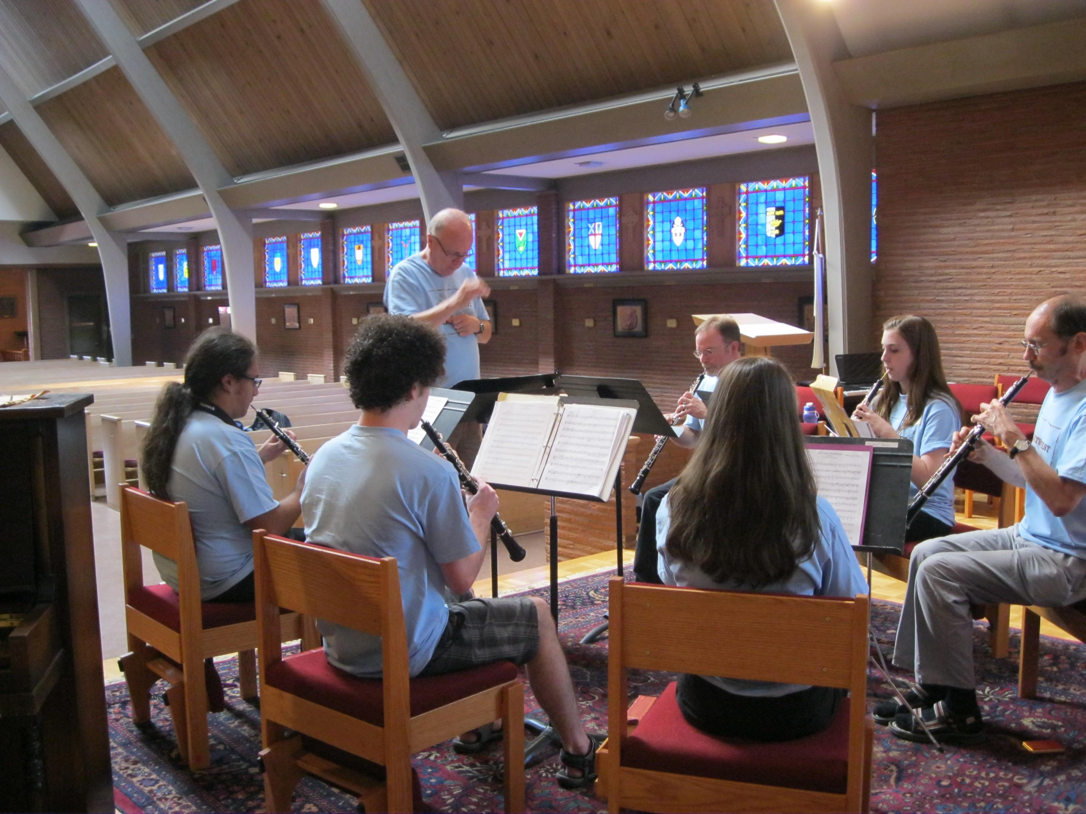 Northwest Oboe Seminar 2012 039
