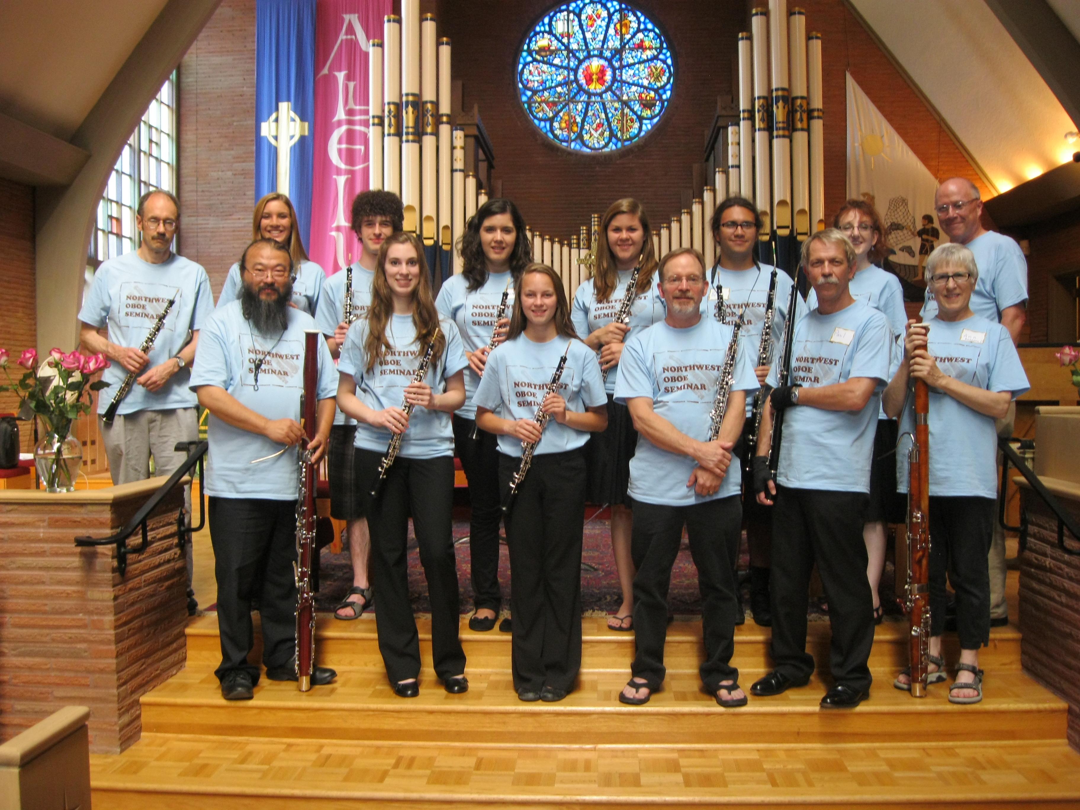 Northwest Oboe Seminar 2012 032